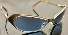 NEW Women's Black Flys Fly Girls Silver Candy Rhinestone Sunglasses Blue Lens