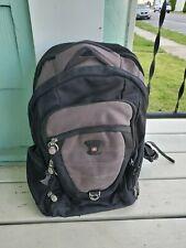 "SwissGear ""Airflow""  19"" Laptop & Media backpack, 6 Pockets, hole for headphones"
