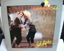Thompson Twins Side Kicks 1983 LP 10 tracks