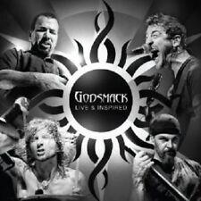 "GODSMACK ""LIVE"" 2 CD ------17 TRACKS------ NEW!"
