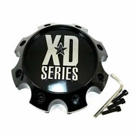 3x Wheel Center Hub Cap Screw Nickel M6X45 for KMC XD Series XD820 Grenade
