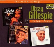 Dizzy Gillespie - Triple Play [CD]