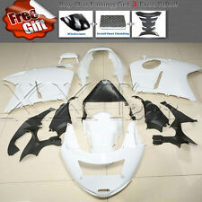 Unpainted White ABS Injection Fairing Coel Kit For Honda CBR1100XX 96-07 2000