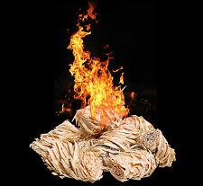10 kg Grillanzünder Holzwolle Ökoanzünder Feueranzünder Kaminanzünder
