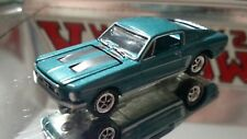 1968 FORD MUSTANG GT ADULT COLLECTIBLE DIECAST 1/64 LIMITED EDITION