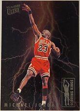 1993-94 MICHAEL JORDAN Fleer Ultra Scoring Kings BEAUTIFUL CARD!!