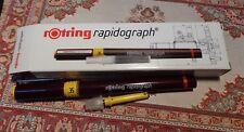 rotring rapidograph -  0,35