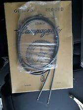 Campagnolo Brake cables super record 80 vintage  c  on the çables cinelli