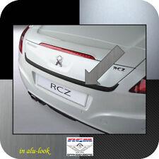 Exclusif Rgm Pare-Chocs Look Alu pour Peugeot RCZ Coupe Ab Année 03.2010
