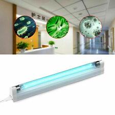 LED UV Lamp Germicidal Sterilizer Eliminator Home Tube Quartz Ultraviolet Light