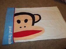Ln Vintage Paul Frank MoNkEy Novelty Cartoon Character Pillow Case (Fabric)