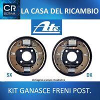 FC228115 ATE Kit ganasce piatti freno posteriori FIORINO 08>