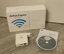 Apple AirPort Express A1264 MB321Z/A Wireless Router 802.11n Rechnung✅Händler ✅