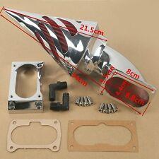 Chrome Air Cleaner Kits Intake Filter For Kawasaki Vulcan VN 2000 LT 2004-2010