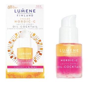LUMENE Finland Nordic-C Arctic Berry Oil-Cocktail Multivitamin 15ml/0.15 fl oz