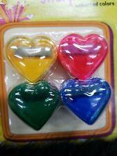 Vending Machine 50 100 Capsule Toys Resell Pencil Heart Sharpeners 30 Total