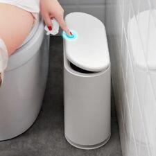 Bathroom Garbage Classifications Pressing Type Trash Cans Eco-Friendly Waste Bin