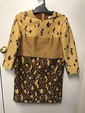 Scanlan Theodore Dress Size 10 Great Condition Silk Blend