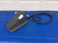 Motorguide Brute Bill Dance 743 Lazer Pro Series Tracker Foot Pedal Assembly