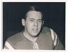Original Quebec Aces Hockey Cazeau Photo