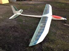 Electric Glider RC plane Slope Soarer JP Prettywith brushless motor esc servos