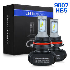 9007 HB5 LED Headlight Bulb Dual Beam For Ford Aerostar Escort Mustang Taurus