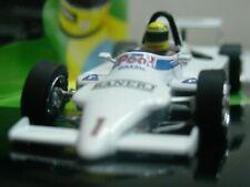 WOW EXTREMELY RARE Ralt RT3 Toyota #1 Senna 1st Silverstone 1983 1:43 Minichamps