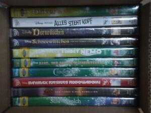 Disney Paket - Basil - Schneewittchen - Baymax - Susi & Strolch   - NEU - OVP