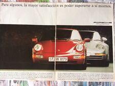 Publicidad Automóvil Porsche