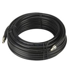 RP-SMA Macho a RP-SMA hembra Cable de extensión 5 Metro Pérdida Baja De Plomo HDF400 Wifi