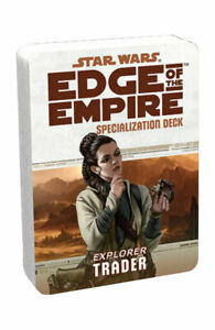 Star Wars RPG: Edge of the Empire - Trader Specialization Deck