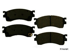 Disc Brake Pad Set Front WD Express 520 00930 032