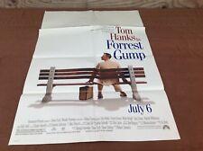 1994 Forrest Gump Original Movie House Full Sheet Poster