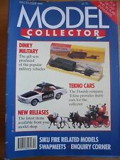 Model Collector Magazine December 1990