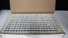 1 BOX OF 200 USA LEMO CONNECTORS PRG.M0.9GL.LC65R