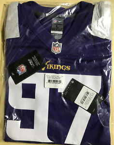 Youth Nike Everson Griffen Minnesota Vikings NFL Team Purple Home Jersey L Large