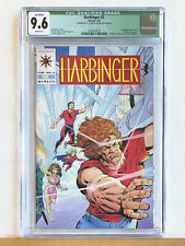 HARBINGER #2 : CGC 9.6 NM+ : 1992 Valiant, 1st Appearance Rock, w/o coupon