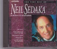 Neil Sedaka-The Very Best Of cd album