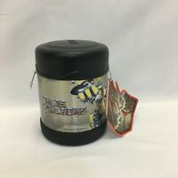 Transformers Revenge of the Fallen Thermos FUNtainer 10 oz. Food Jar, New