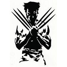 Vinyl Decal Truck Car Sticker Laptop Window - Marvel X-Men Logan Wolverine