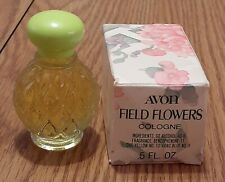 "Vintage Avon ""Field Flowers"" Purse-Size Cologne Full .5 fl. oz. - New!"