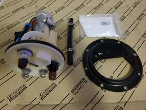 Lexus is300 gs300 gs400 drop in walbro 525 fule pump setup with fuel return ..