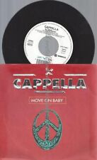 """7""""    Cappella – Move On Baby"""