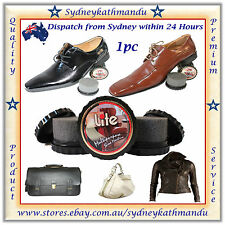 Multipurpose + Any Color Instant Leather Goods Bag Shoe Shiner Polish Wax Sponge