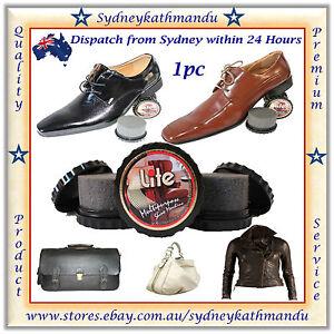 Multipurpose Instant Shoe Polish Wax Sponge Leather Goods Bag Shoe Shinner