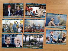 The Life Aquatic with Steve Zissou- rare lobby card set WES ANDERSON Bill Murray