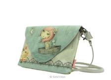 Santoro London Handbag Purse Envelope Clutch Bag Adrift Santoro's Mirabelle
