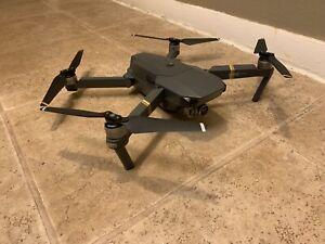 DJI Mavic Pro Fly More Combo Drone - Grey (CPPT000642)