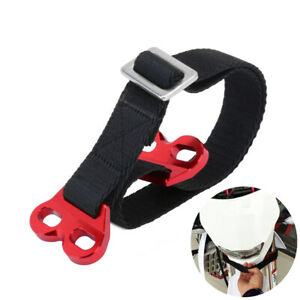 Motocycle Front Handle Puller Lift Haul Tow Strap Belt Pit Dirt Bike 120mm-580mm