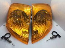 Turn Corner Amber Lights TYC Fits VW Passat Variant B5 Sedan Wagon 1996-01